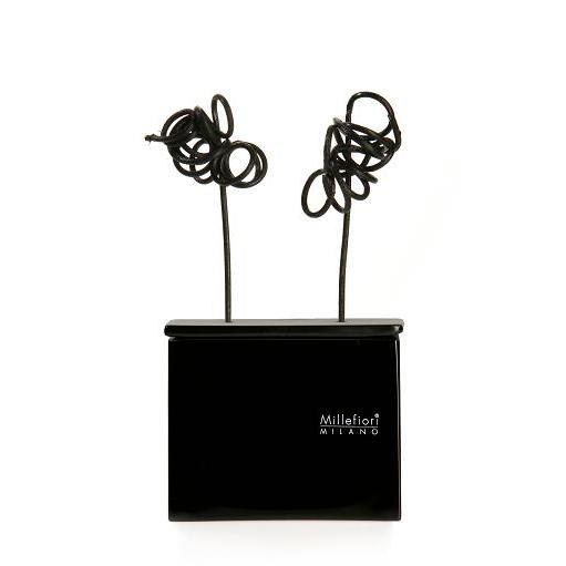 Recenze - designový difuzér Black Flower | Bytové parfémy