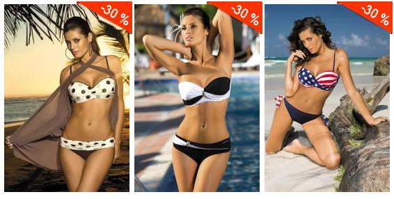 Kdo by nechtěl plavky dle svého výběru?