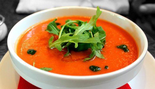 Španělské osvěžení: Studená polévka gazpacho