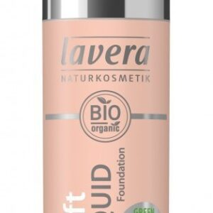 Lavera Lehký tekutý make-up (30 ml) - slonová kost + NaTrue
