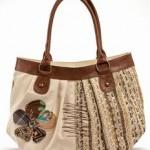 kožené módní kabelky